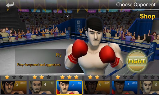 Super Boxing: City Fighter