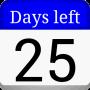 icon Days left widget