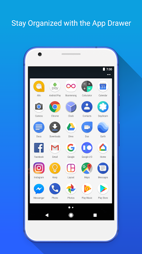 Download Apex Launcher for android 6 0 1