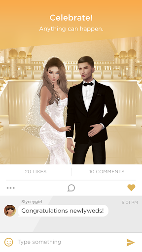 Download IMVU Mobile for android 4 1 2
