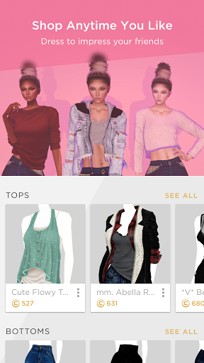 Download IMVU Mobile for android 4 3 1