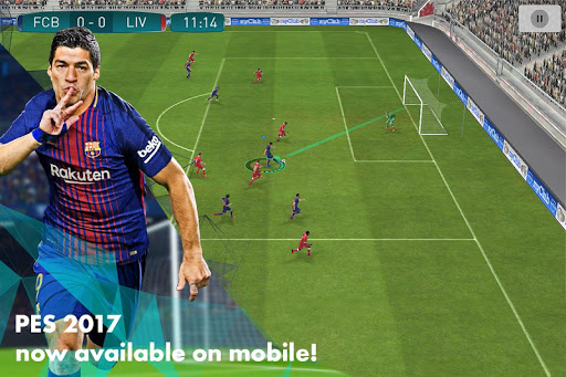 Download PES2017 -PRO EVOLUTION SOCCER- for android 4 2 2