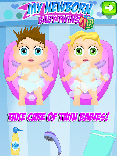 My Newborn Twins Baby & Mommy