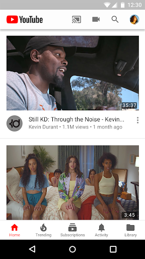 Download YouTube for android 4 0 4