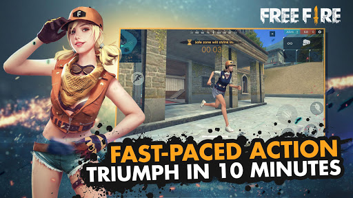 Download Free Fire - Battlegrounds for android 5 1 1