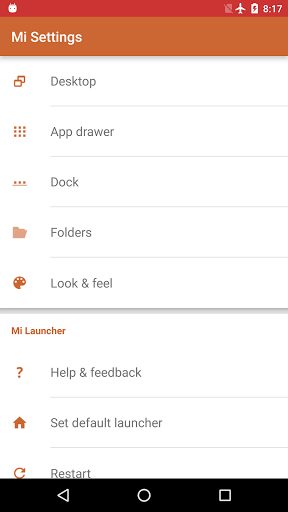 Download Mi Launcher for android 7 1 2