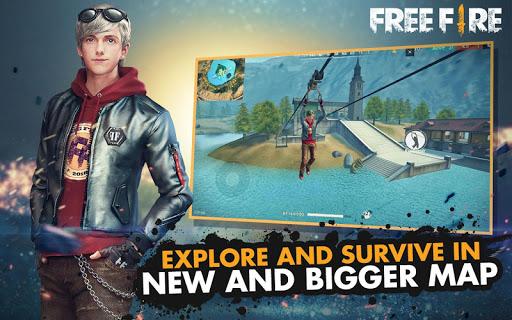 Screenshots Of Free Fire   Battlegrounds