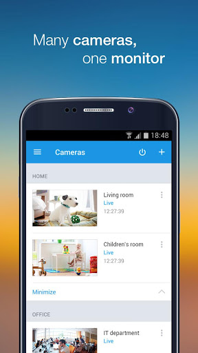 Download Video Surveillance Ivideon for android 6 0 1