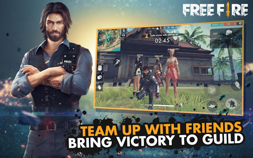 Download Free Fire Battlegrounds For Android 502
