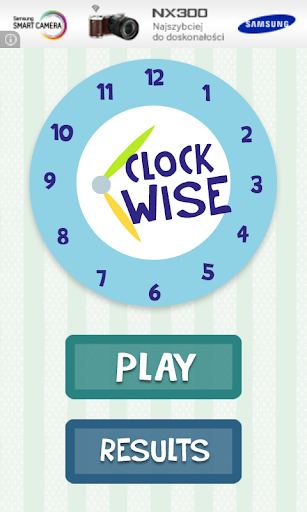 Clockwise - learn the clock :)