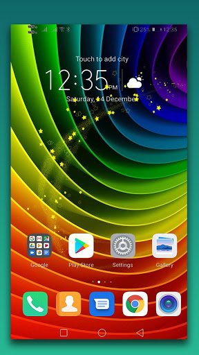 Twisted Colors Live Wallpaper