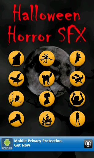 Halloween Horror Sounds Free