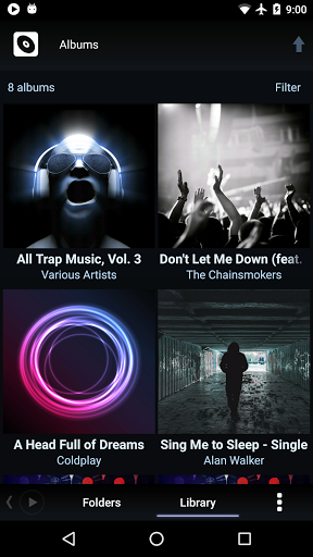 Download Poweramp Music Player (Trial) for android 5 1 1