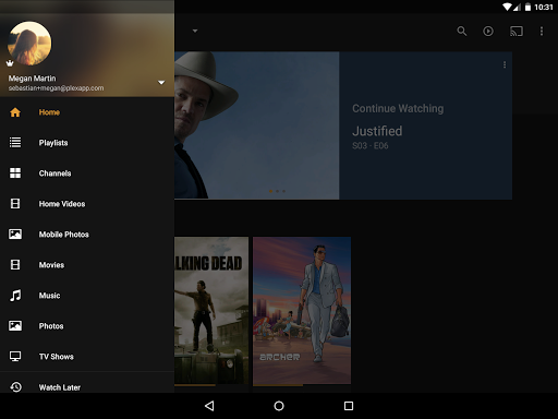 Download Plex for Android for android 4 2 2
