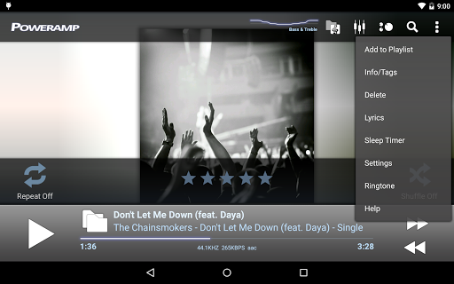 Download Poweramp Music Player (Trial) for android 4 1 2