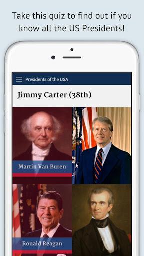 US Presidential Quiz Free