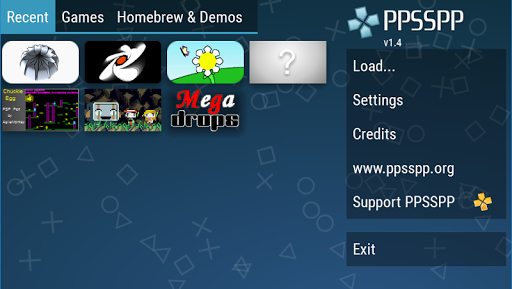 Download PPSSPP - PSP emulator for android 8 1