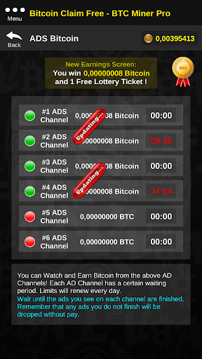 Download Bitcoin Claim Free - BTC Miner Pro Earn for android
