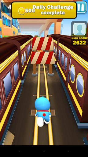 Subway Dora Adventure Rush