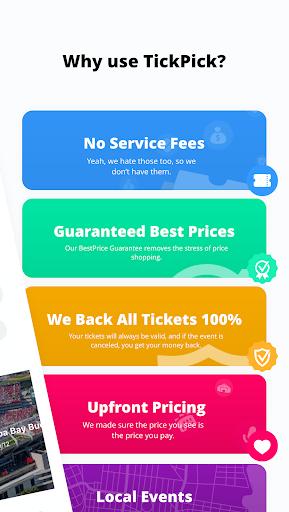TickPick - No Fee Tickets