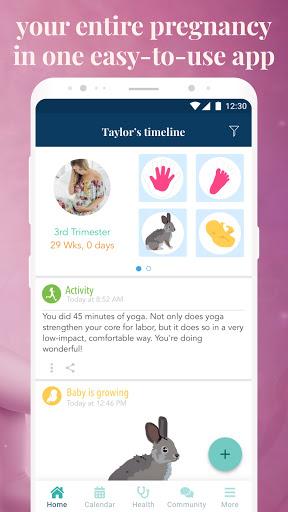 Ovia Pregnancy & Baby Tracker