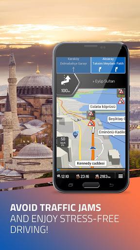 igo navigation android apk cracked