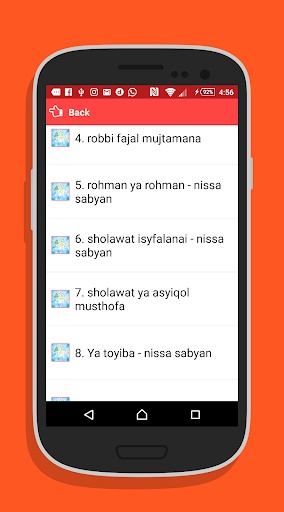 Download Qasidah Majelis Nurul Musthofa for android 3 1