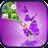 icon Butterfly Zipper LockScreen 5.557