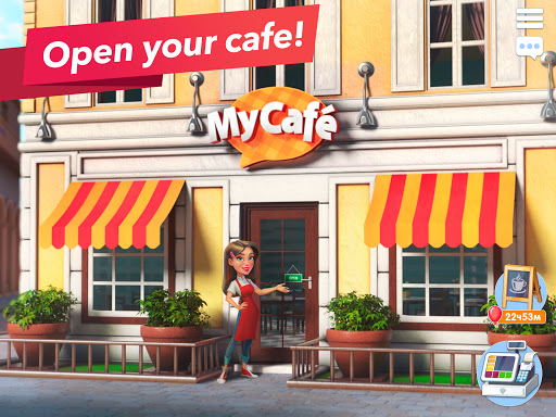 My Cafe: Recipes & Stories
