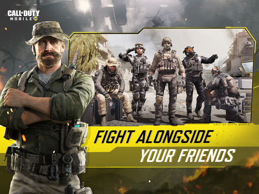 Free Download Call Of Duty Mobile Apk For Android