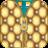 icon Gold Zipper Lock 1.4