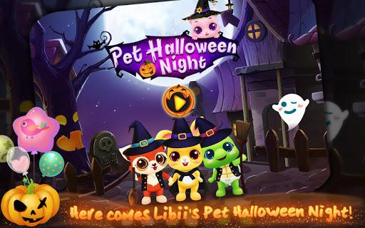 Pet Halloween Night
