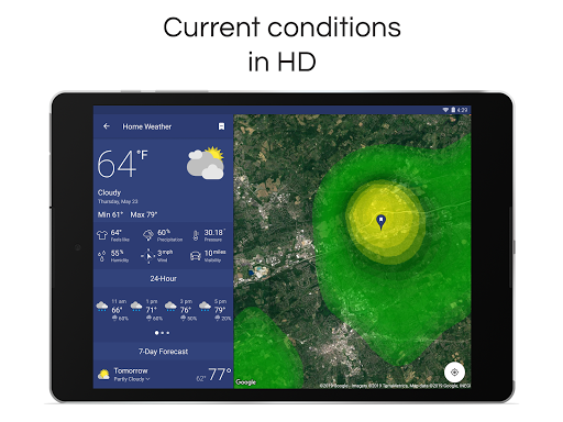 Download NOAA Weather Radar & Alerts for android 4 4 1