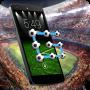 icon Football Pattern Live Lock-LWP