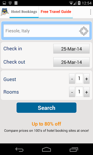 Hotel Booking: Hotels