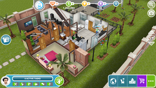 Download The Sims FreePlay for android 4 4 2