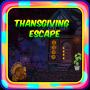 icon Thanksgiving Cemetery House Escape