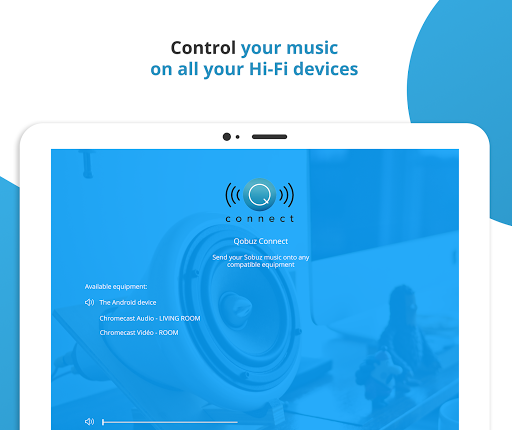 Download Qobuz Music for android 5 1 1