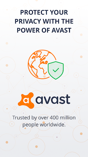 avast secureline icon appeared