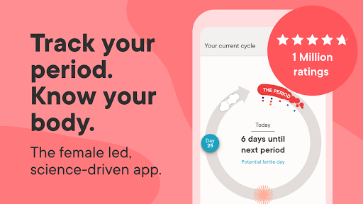 Clue Period Tracker: Period & Ovulation Tracker