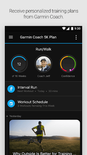 Download Garmin Connect™ Mobile for android 4 4 4
