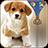 icon Puppy Zipper Lock 1.7
