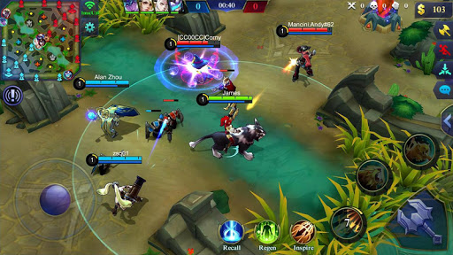Download Mobile Legends: Bang bang for android 4 1 1