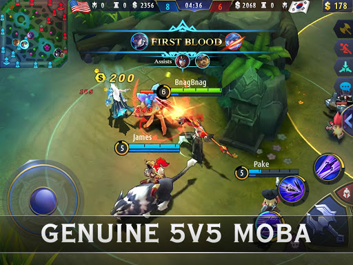 Download Mobile Legends: Bang bang for android 4.0.4