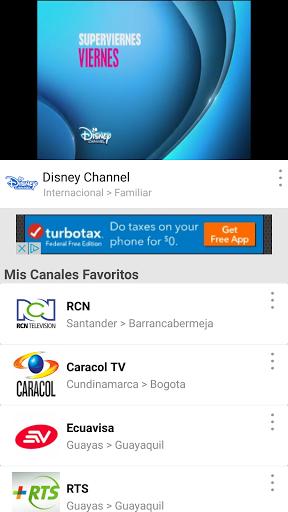 Download EcuaMedia - Tv & Radio en vivo for android 7 1 1