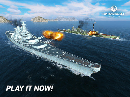 Download World of Warships Blitz for android 4 4 4