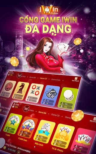 Download iWin Online - Game Bài for android 2 3 6