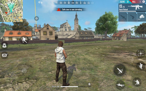 Download Free Fire Battlegrounds For Android 4 2 2