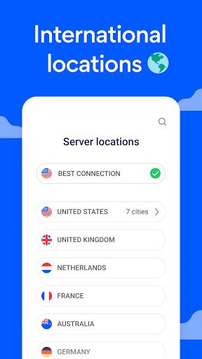 Free VPN -Betternet WiFi Proxy