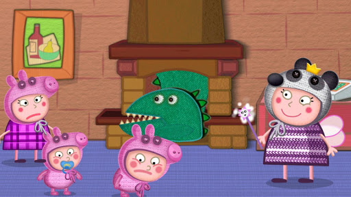 Fairy tales: 3 Little Pigs